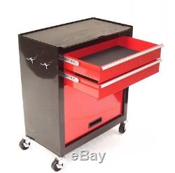 06197 Tool Chest 8 Drawer Roller Cabinet Roll Cab Tool box