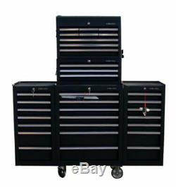 17 US Pro Red Tools Tool Chest Box drawers! Side roll cabinet FINANCE AVAILABLE