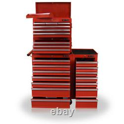 28 US Pro Tools Tool Chest Box 23 drawers! Side tool cabinet FINANCE AVAILABLE