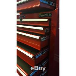 406 Us Pro Red Tools Affordable Steel Chest Tool Box Roller Cabinet 11 Drawers