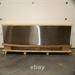 96 Stainless Steel 24 Drawer Work Bench Tool Chest Cabinet 9019-9030