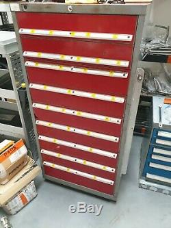 9 Draw Tool / Storage cabinet