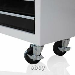 Autojack 7 Drawer Metal Tool Storage Chest Cabinet Roll Cab COLLECTION ONLY