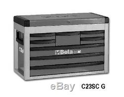 Beta Tools C23Sc G 8 Drawer Tool Top Box Cabinet Chest Grey Colour