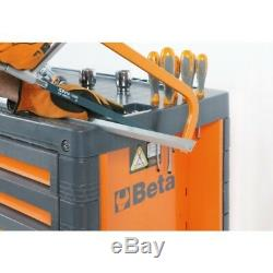 Beta Tools Special! Italy C33/6 Rollcab Grey 6 Drawer Toolbox Roller Cabinet