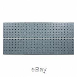 BiGDUG Heavy Duty Garage Workstation Drawer Cabinet Workbench Tool Panel