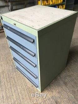 Bott 5 Drawer Industrial Tooling Cabinet