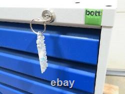 Bott Verso 9 Drawer Tool Cabinet Width 1000mm x Depth 550mm x Height 750mm