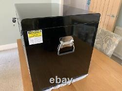 Britool Expert E010241B 10 Drawer Tool Chest Cabinet Top Box, Black, Used, Clean