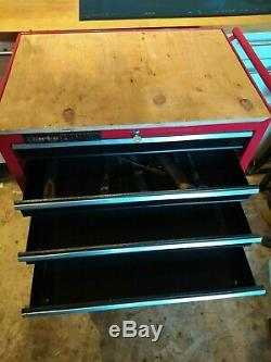 Clarke Premium Tool Cabinet 7 Drawer Roller Cab Chest Box