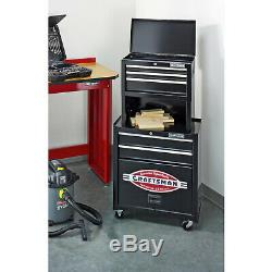 Craftsman 5 Drawer Case Cabinet Garage Storage Auto Tool Box Chest Casters NEW