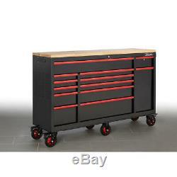Craftsman 65 Tool Chest Box Cabinet Storage Drawer Mobile Workstation Workbench