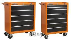 DJM Rollcab Bottom Tool Storage Box Unit Cabinet Heavy Duty Ball Bearing Drawers