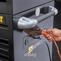 DeWALT DWST22760 26-Inch 700-Series 6-Drawer Rolling Storage Cabinent Black