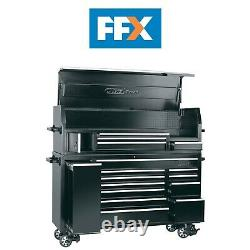 Draper 11174 72 15 Drawer Professional Combined Roller Cabinet and Tool Chest