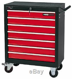 Draper Redline 7 Drawer Roller Cabinet Tool Storage Chest For Hand/Garage Tools