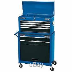 Draper Two Drawer Roller Cabinet And Six Drawer Tool Storage Chest 51177
