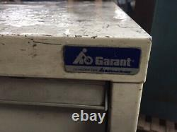 Garant 4 Drawer Tool Cabinet On Wheels With Key (sg2248)