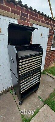 Halfords Advanced Tool Chest & Cabinet drawers