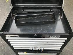 Halfords Industrial 6 Drawer Top Chest & 6 Drawer Roller Cabinet Tool Box