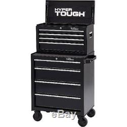 Heavy Duty 4-Drawer Rolling Tool Box Cabinet Chest Portable Garage Mechanic Shop