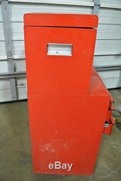 Husky Rolling Tool Box 7 Drawer Cabinet Metal Auto Mechanic Free Ship