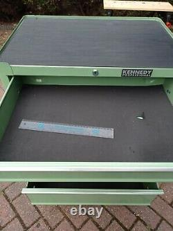 Kennedy Professional 5 Drawer Tool Chest Tool Trolley Cabinet