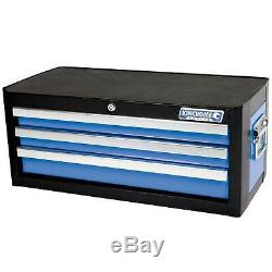 Kincrome Evolve 12 Drawer Tool Chest, Add On and Roller Cabinet Colour Combo Ora