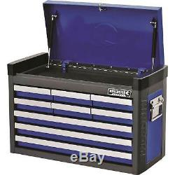 Kincrome Evolve 14 Drawer Tool Chest and Roller Cabinet Combo Blue
