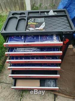Kraft Muller professional Tools 6 drawer cabinet