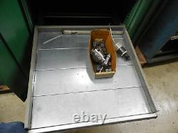 Lista 2 Shelf 3 Drawer Bench Tool Cabinet 29 1/2 X 28 1/4 X 39 1/2 Adjustable