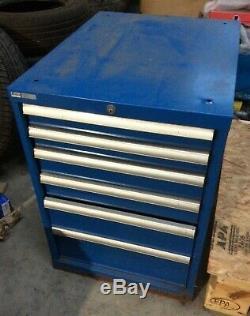 Lista 6 Drawer Tool Cabinet Workshop Garage Tool Storage Lista Tool Box
