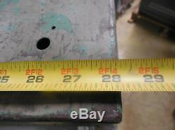 Lista 7 Drawer Industrial Tooling Cabinet 28 X 28 X 42 Inch Modular Storage