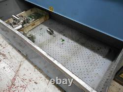 Lista 7 Drawer Large Tooling Cabinet 59 1/4 X 28 X 54 1/2 Hardware Storage