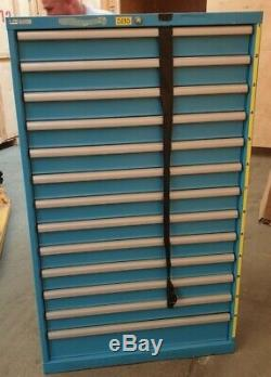 Lista Heavy Duty Storage Cabinet 13 Drawers, Engineers Tool Cabinet