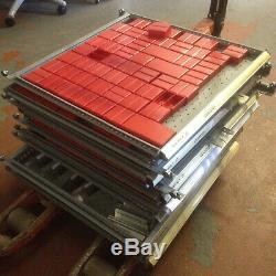 Lista Large Roller Bearing 11 Drawer Tool Parts Storage Cabinet 100cmx72cm 88