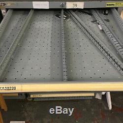 Lista Mechanics Roller Bearing 15 Drawer Tool Cabinet No. 39