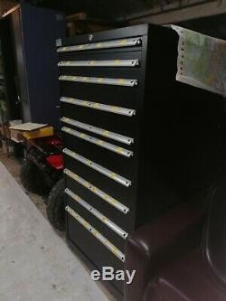 Lista Tool Cabinet 10 Drawers