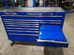 Mac Tools Macsimizer Series Enormous Tool Box 13 Drawers