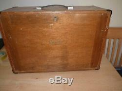 Moore & Wright Engineers Cabinet / Drawers / Collectors Cabinet
