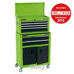 NEW Genuine Draper 24 Combined Roller Cabinet and Tool Chest 6 Drawer 19566