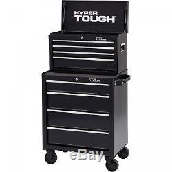 Rolling Tool Cabinet Storage 4 Drawer Chest Mechanics Steel Garage Organizer New
