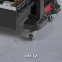 Rolling Tool Chest Box 5-Drawer Cabinet Tools Organizer Garage Storage Lockable