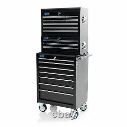 SGS 26 Professional 19 Drawer Tool Chest, Middle Chest & Roller Cabinet