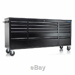 SGS 72 Deluxe 15 Drawer Tool Rolling Cabinet