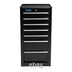 SGS Professional 7 Drawer Side Locker