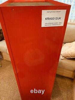SNAP ON KRA 5012 4 drawer side locker tool box