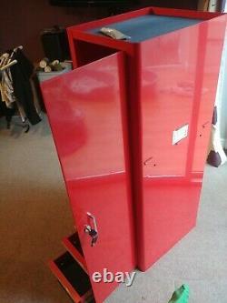 SNAP ON KRA 5012 4 drawer side locker tool box brand new and unused