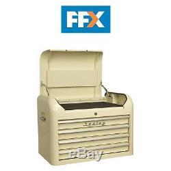 Sealey AP28104 Topchest 4 Drawer Retro Tool chest Cabinet Garage Workshop