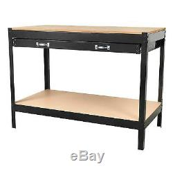 Sealey Garage/Workshop Worktop Workbench 1.2mtr With Drawer AP12160